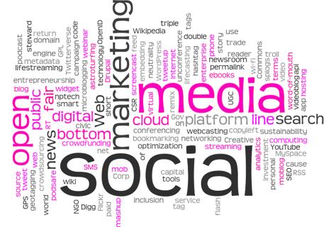 wordcloud-social-media